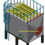 thiết bị xử lý khí thải bằng than hoạt tính
