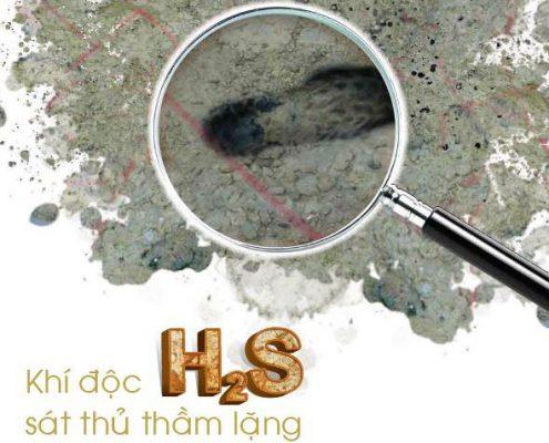 Xử lý khí thải H2S có phức tạp không?