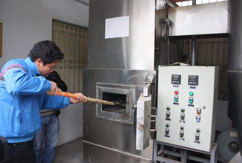 Hệ thóng xử lý khí thải bằng phương pháp đốt cấu tạo thế nào?-1