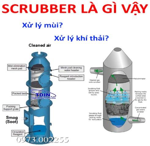 scrubber là gì