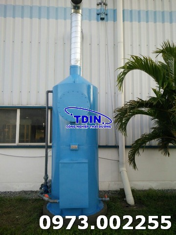 tháp rửa khí