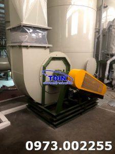 排气塔式风扇吸收式 PP 电化学链条